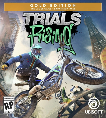 Trials Rising (2019)